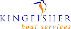 logo - Kingfisher Boat Services - Norwich marine engineering